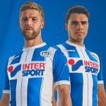 New Wigan Athletic Kit 2017-18 | Kappa WAFC Home Shirt 17-18