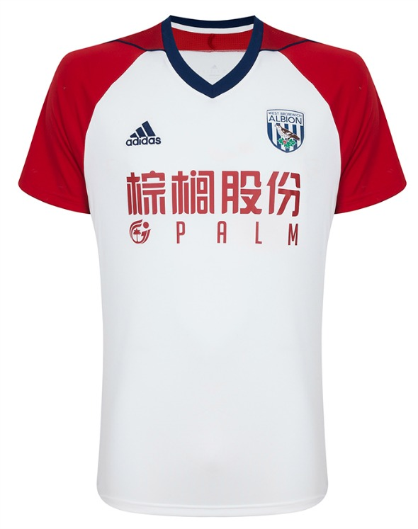 New West Brom Away Jersey 2017 2018