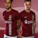 New NTFC Jersey 2017-18 | Northampton Town Nike Home Shirt
