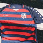 New USA Gold Cup Jersey 2017- USMNT Limited Edition Gold Cup Shirt 2017