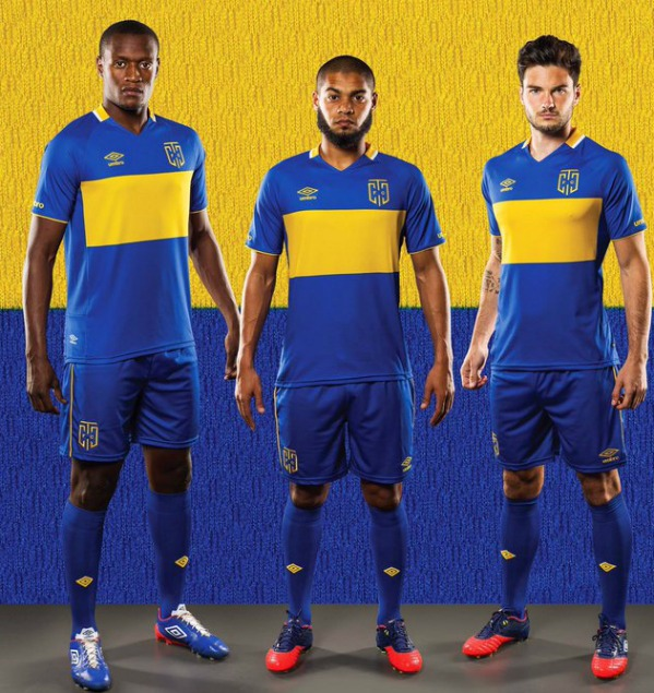 New Cape Town City FC Jersey 2017 18