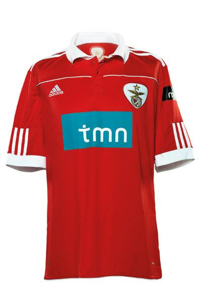 2010 Benfica Jersey