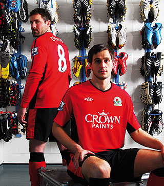 Blackburn Away Kit 2010