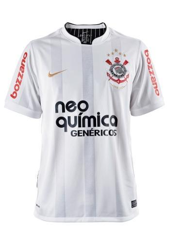 b417be64b5b New Corinthians Nike Home Jersey 2010 | Football Kit News