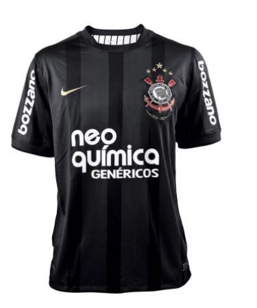 2d3511fe9a9 Corinthians FC Away Jersey Nike | Football Kit News