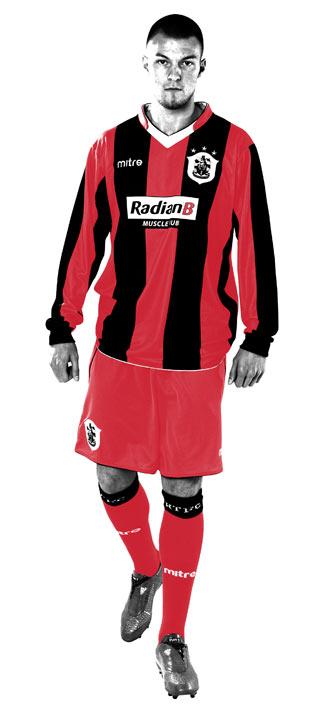 New Huddersfield Strip 10-11