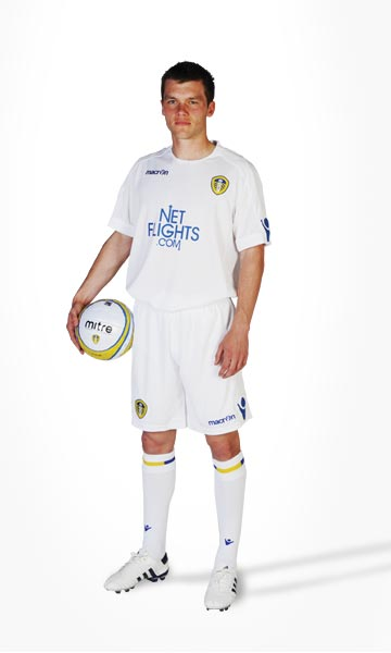 New Leeds football kit