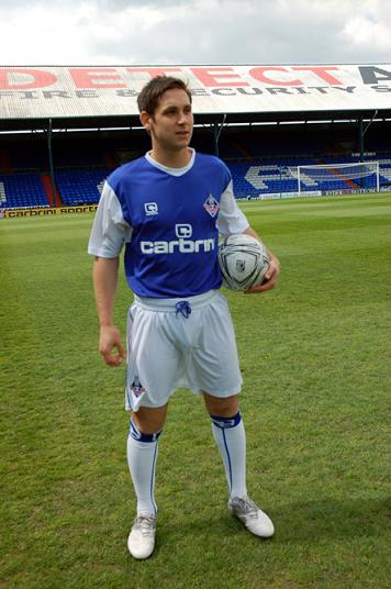 New Oldham Home Kit 2010