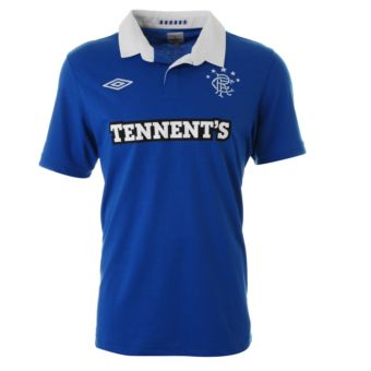 Rangers Home Shirt