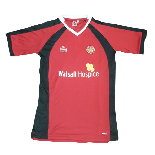 Walsall Home Shirt 2010
