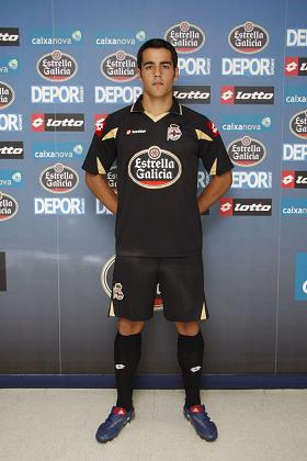 Deportivo Away Jersey 10-11