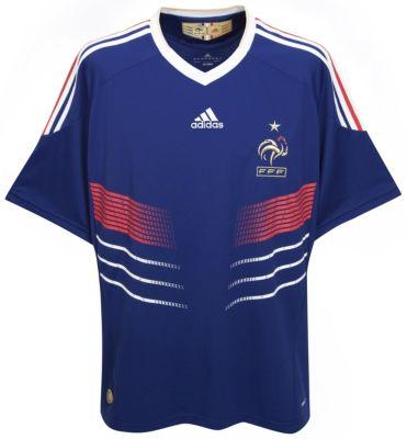 France Last Adidas Shirt
