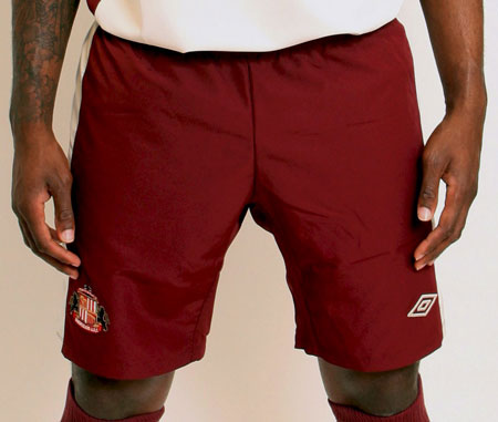 New Sunderland away shorts