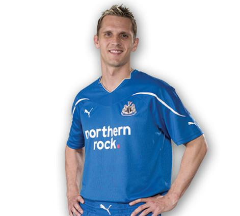 Newcastle United Puma Away Shirt