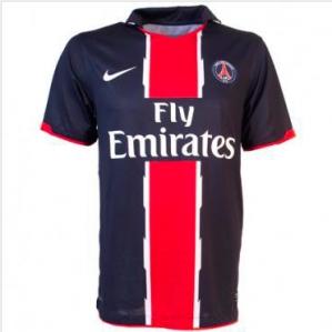 PSG Away Jersey 10-11