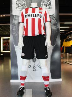 PSV Eindhoven Home Jersey 2010