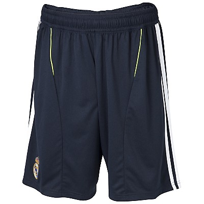 Real Madrid away shorts
