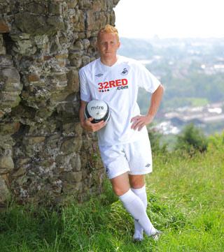 Swansea White Kit