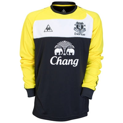 Tim Howard Everton Kit