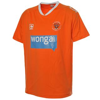 Blackpool Carbrini Shirt