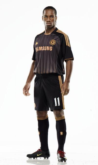 Chelsea Away Kit 10-11