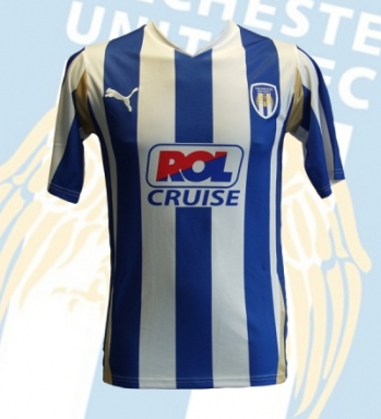 Colchester Home Shirt