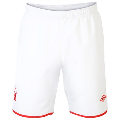 Forest 2010 home shorts