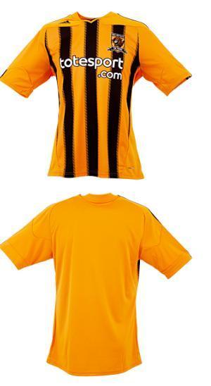 Hull City Home Kit 10-11