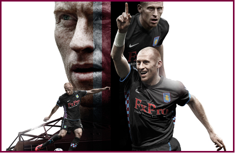 New Aston Villa Away Shirt