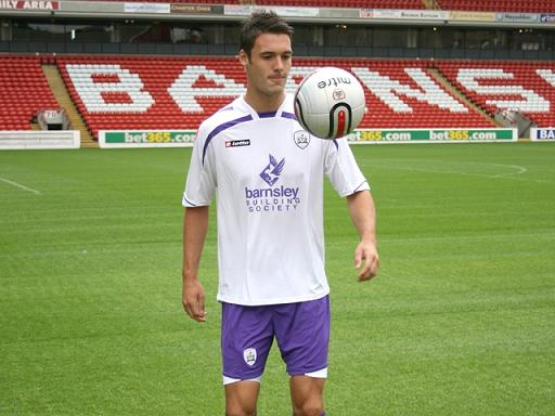 New Barnsley Away Shirt