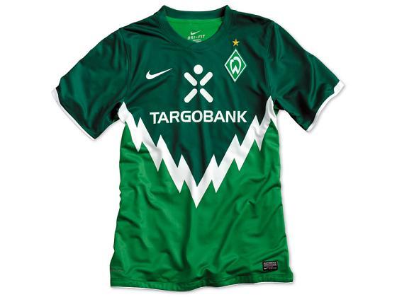 New Werder Bremen 2010 Jersey