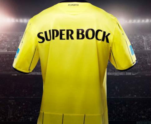 Porto Jersey 10-11