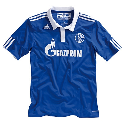 Schalke Home Jersey 2010