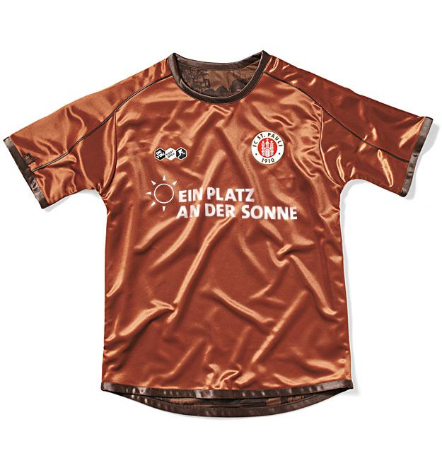 St Pauli Shirt 2010-11