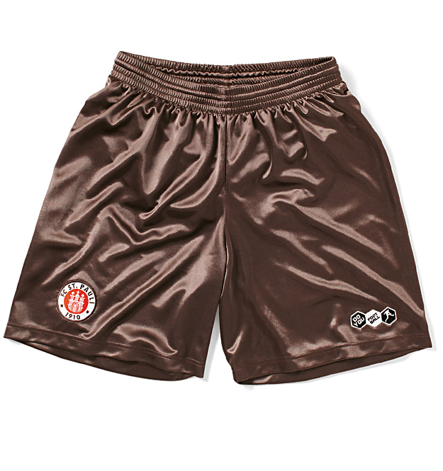 St.Pauli Home Shorts 10-11