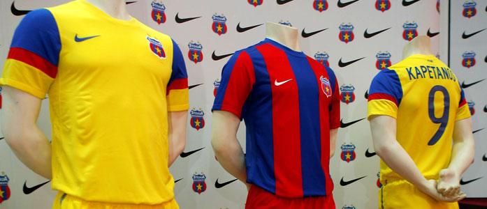 Steaua Away Jersey