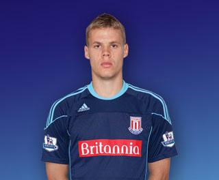 Stoke City Away Kit