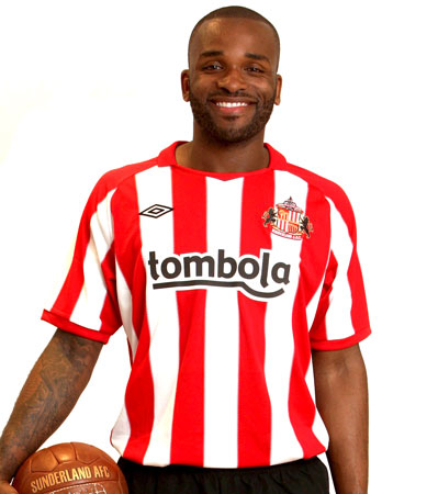 Sunderland Home Shirt 10-11