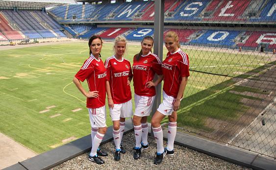 Wisla Krakow Jersey 10-11