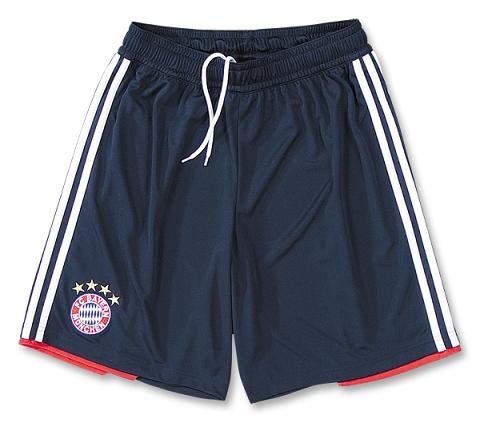Bayern Munich Away Shorts