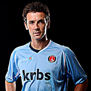 Charlton Away Kit 10-11