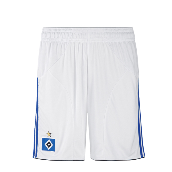 Hamburg Away Shorts 10-11