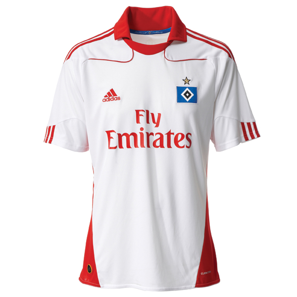 Hamburg Home Shirt 10-11