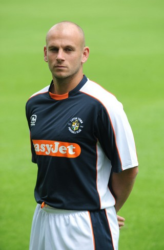 Luton Town Away Kit 10-11