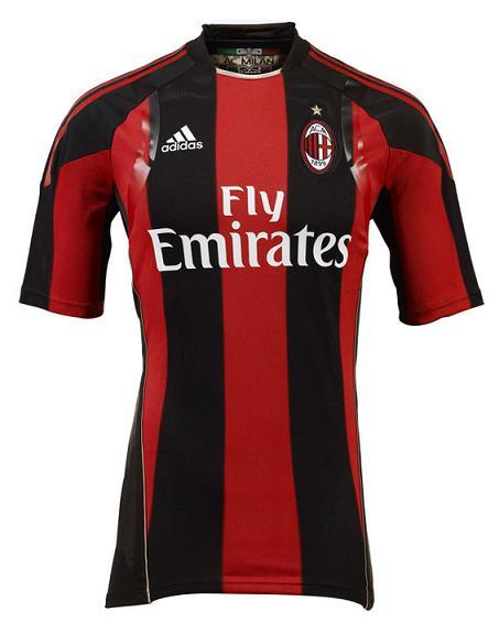 Milan Home Shirt