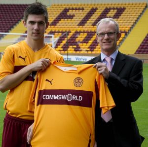 Motherwell Home Strip 10-11