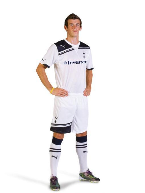 Tottenham Investec Kit