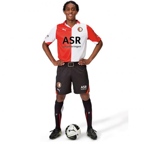 Feyenoord Home Jersey 10-11