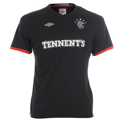 Rangers Third Strip 10-11