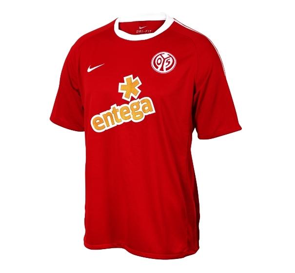 Mainz 05 Home Jersey 2010